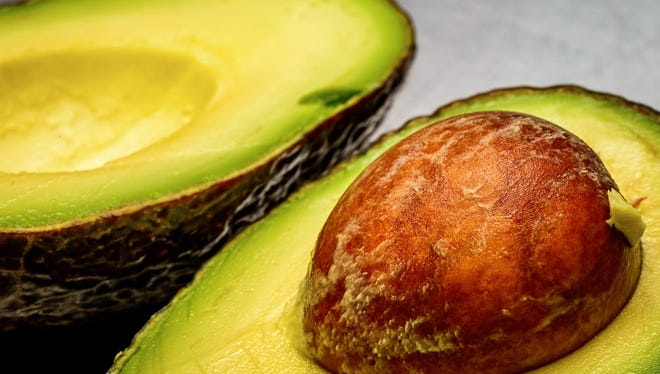 Avocados are high in fiber, as well as vitamin C, E, K, B6, potassium and antioxidants.