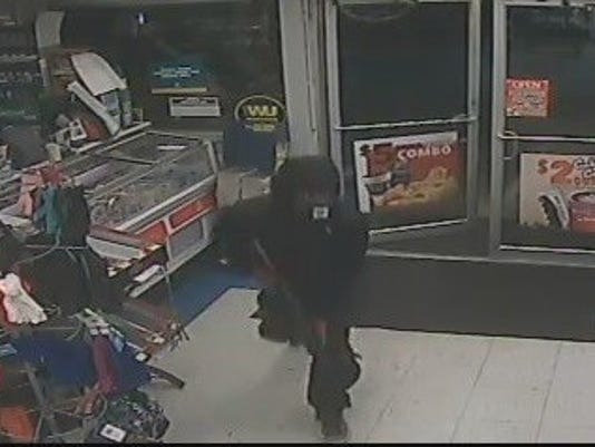 Canterbury store robbery