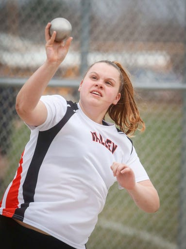 waukee girls Waukee, iowa -- waukee high school has turned into a statewide power in seemingly every sport, including girls' track, which ranks near the top of the list.