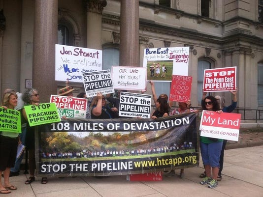 penneast rally 2