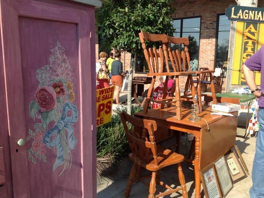 The annual Breaux Bridge Citywide Garage sale kicks off Saturday morning at 8 a.m.