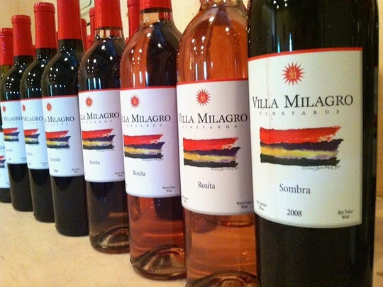 Villa Milagro Vineyards in Finesville was one of 11 wineries recognized nationally for its sustainable agricultural practices.