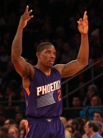 Eric Bledsoe scored a team-high 25 points for the Suns.