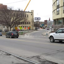 Sewer main project to reduce East State Street to one lane, expect traffic delays