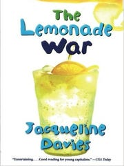 """The Lemonade War,"" by Jacqueline Davies"