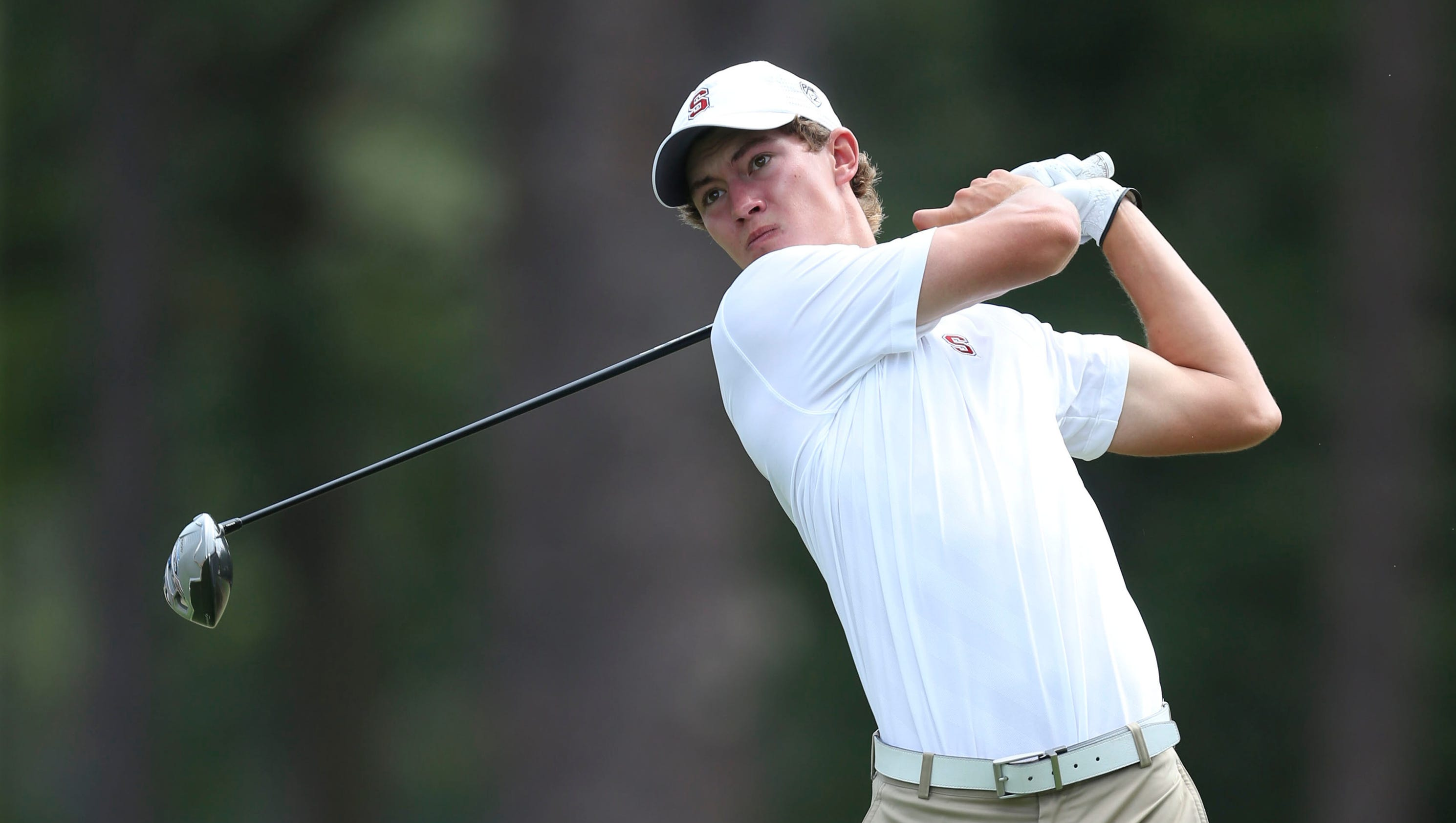 top amateur maverick mcnealy tops obstacles with assist from arnie 39 s grandson. Black Bedroom Furniture Sets. Home Design Ideas