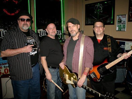 The Jeff Hoagland Blues Band will performat at Blues
