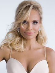 Kristin Chenoweth will perform as part of Broadway at the Basie.