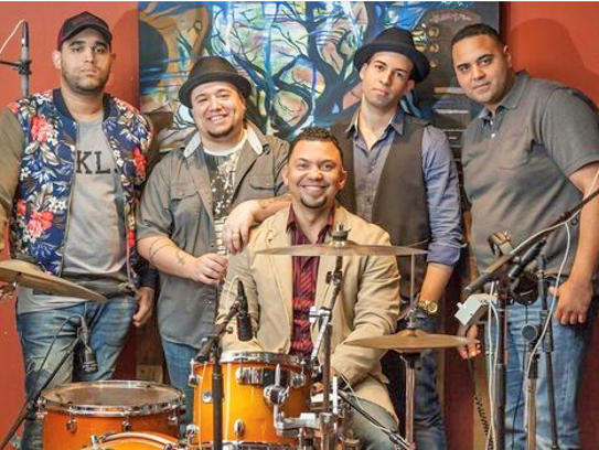 The Latin-reggae band I4 kick off Perth Amboy Artworks'