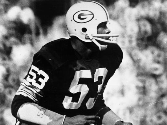 NFL: 1968 - Fred Carr - 5th overall - Green Bay Packers