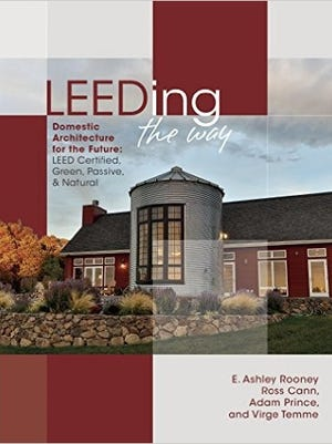Sturgeon Bay architect Virge Temme named co-author in book focused on LEED-based architecture in domestic settings.