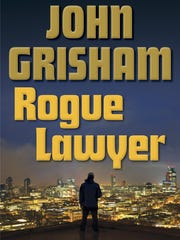 'Rogue Lawyer' by John Grisham is a holiday hit.