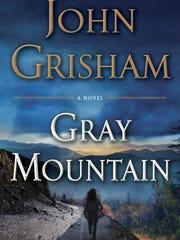 """Gray Mountain,"" by John Grisham"