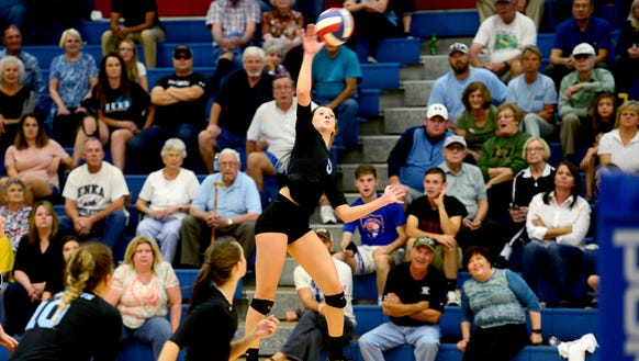 Enka will host a youth volleyball camp in July.