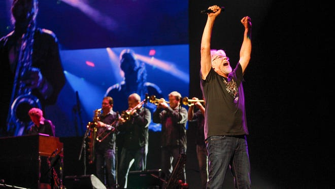Bob Seger, seen here performing at the Palace of Auburn Hills in 2017, has added a third concert to his run of shows at DTE Energy Music Theatre in June.
