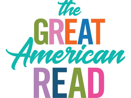 """""""The Great American Read"""" is a new PBS series thatgoes in search of America's best-loved book."""