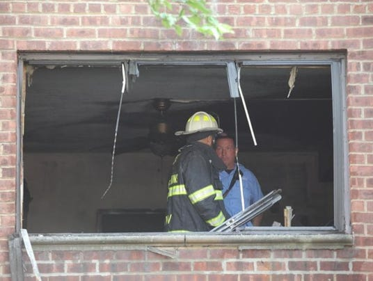 Mount Vernon Linden View Apartments fire