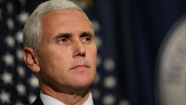 Gov. Mike Pence will deliver his 2015 State of the State address Tuesday evening.