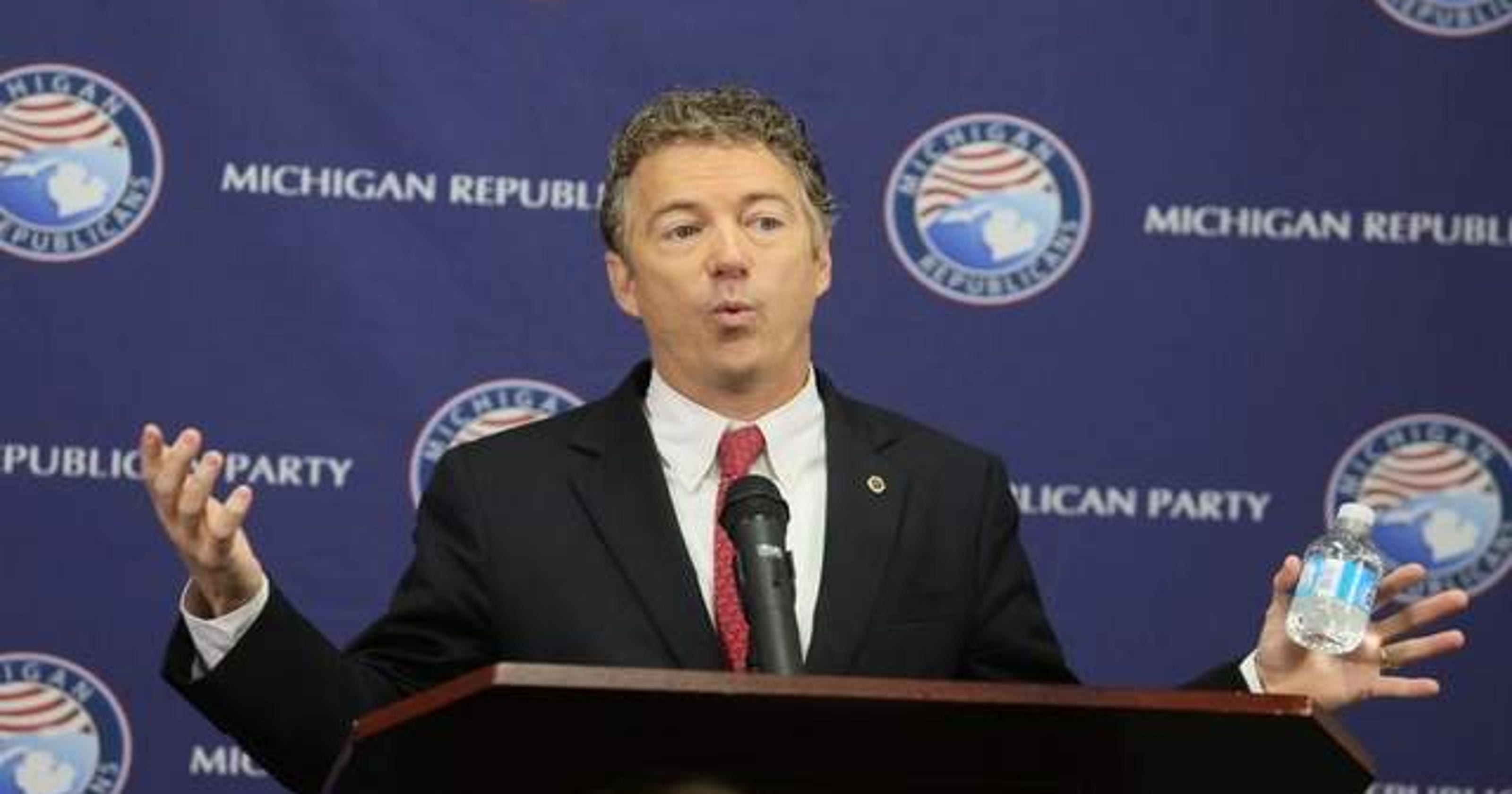 Rand Paul also a winner in Tuesday's election