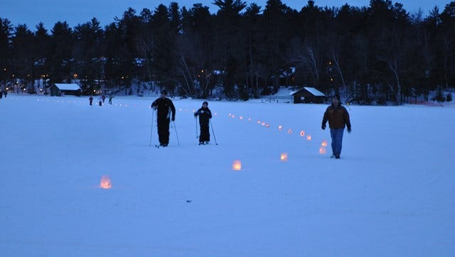 Loop Around the Lake will be held at 6 p.m. Feb. 27 in Minocqua.