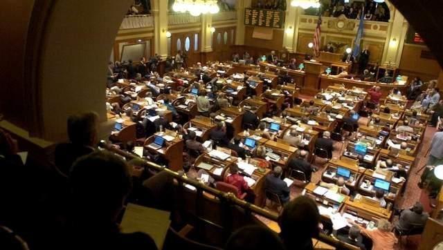 The South Dakota Legislature