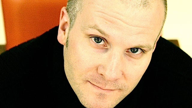 Dave Dyer serves as the emcee for the Friends of the BOB & TOM Show Comedy Tour coming to Farmington this weekend.