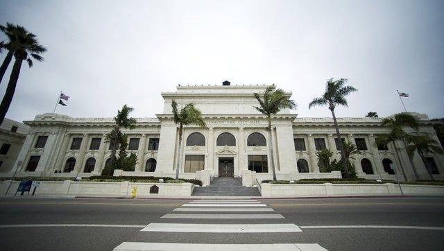 Ventura City Hall.