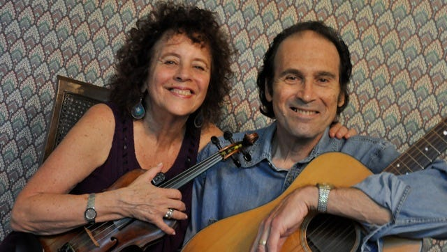 Shelby Bottom Duo, Nell Levin and Michael August