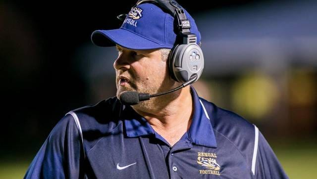 Dan Morgan, 29-20 at Blythewood over the past four seasons, is the new football coach at Eastside.