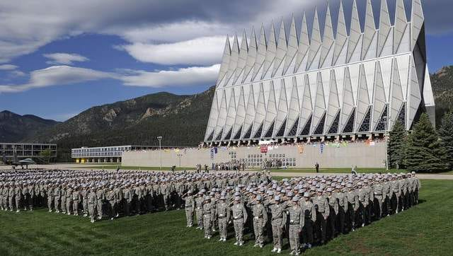 The Air Force Academy is conducting an internal investigation into its Sexual Assault Prevention and Response office.