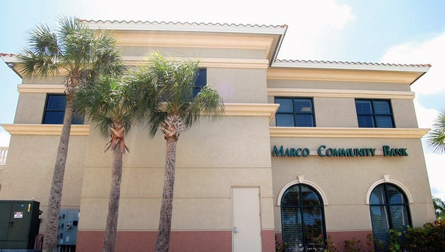 State regulators shut down Marco Community Bank, one of Florida's most troubled banks, in 2010.
