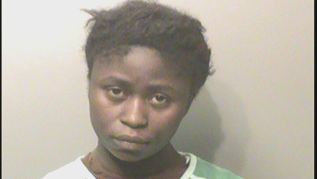 Oleaf Teoh, 21, of Des Moines, was arrested after she allegedly killed a pedestrian while driving.