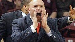 Matt Figger was an assistant at South Carolina.