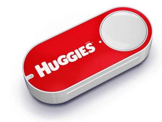 Huggies Amazon Dash