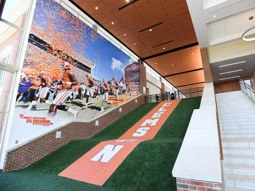 Major college football programs recruit Greenville firm Jack Porter to design facilities