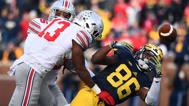 Ohio State CB Eli Apple may tempt the Colts at pick No. 18.