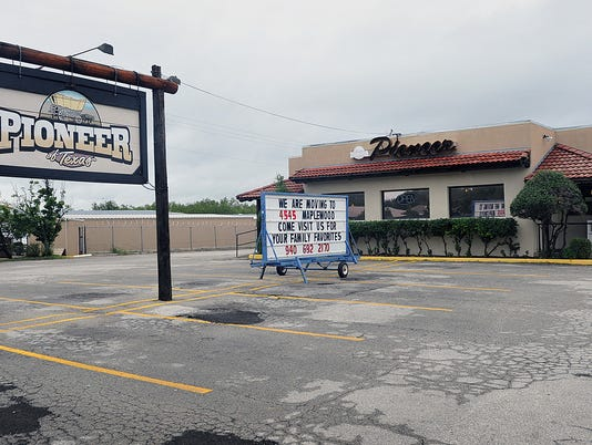 Marty's Pioneer Closes 1