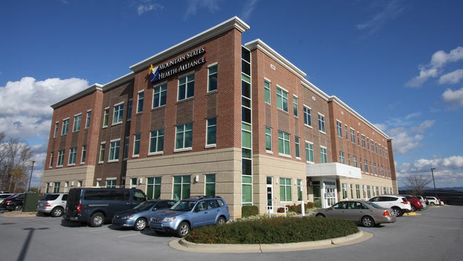 Mountain States Health Alliance has its headquarters in Johnson City.