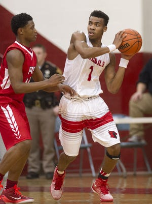 Southport's Paul Scruggs is ranked among the nation's top players in the 2017 class.