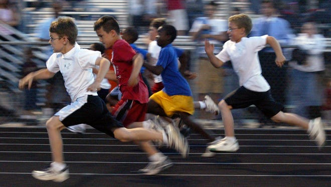 Hershey's Track and Field Games