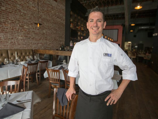 CharBlue's Ricky Hatfield is among Indy chefs giving steaks the gourmet treatment during Devour Indy.