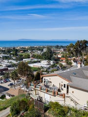 The home at 272 Brakey Road in Ventura offers breathtaking ocean views and plenty of room to entertain.