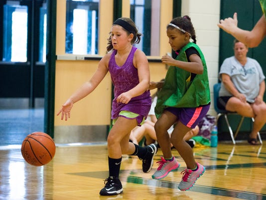 Wilson Girls Basketball Camp