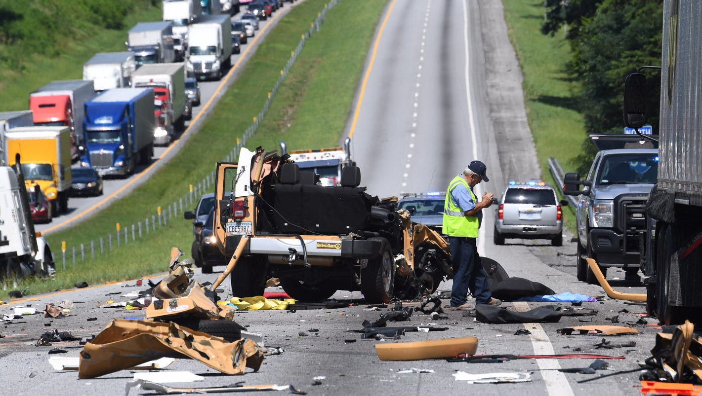 Car Accident In Oconee County