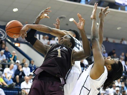 NCAA Basketball: Louisiana-Monroe at Penn State