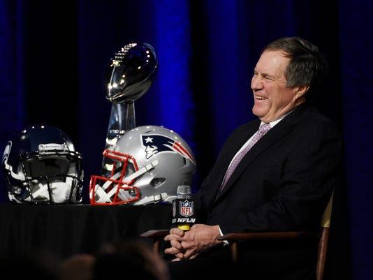 NFL: Super Bowl XLIX-Head Coach Press Conference