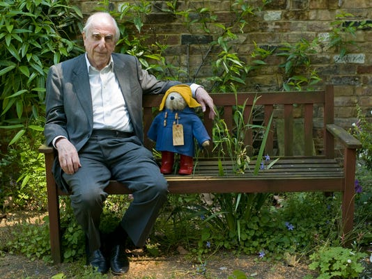 AP BRITAIN OBIT MICHAEL BOND I ENT GBR