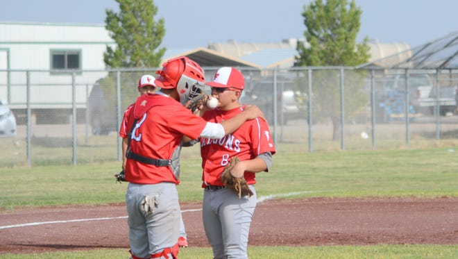 Loving prevented that one or two bad innings from happening against Tularosa on Tuesday.