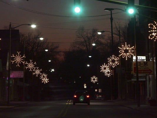 SP News Christmas Decorations