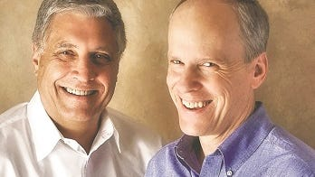 Tom Tozer and Bill Black